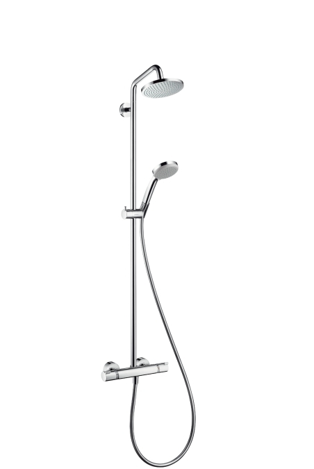 hansgrohe croma 160 sprchov souprava 1jet showerpipe. Black Bedroom Furniture Sets. Home Design Ideas